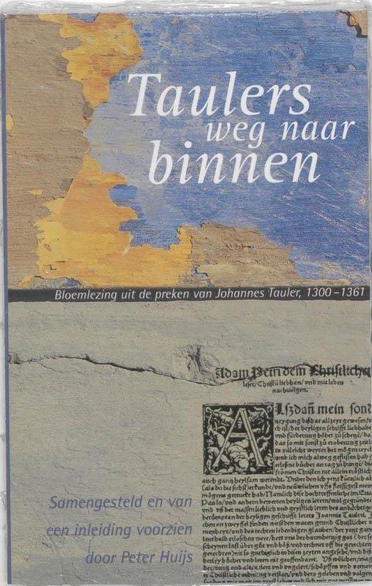 Taulers weg naar binnen - Johannes Tauler pdf epub