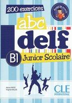 ABC DELF Junior Scolaire B1 livre+corrigés+transcriptions+DVD-rom