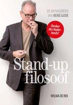 Omslag Stand-up filosoof