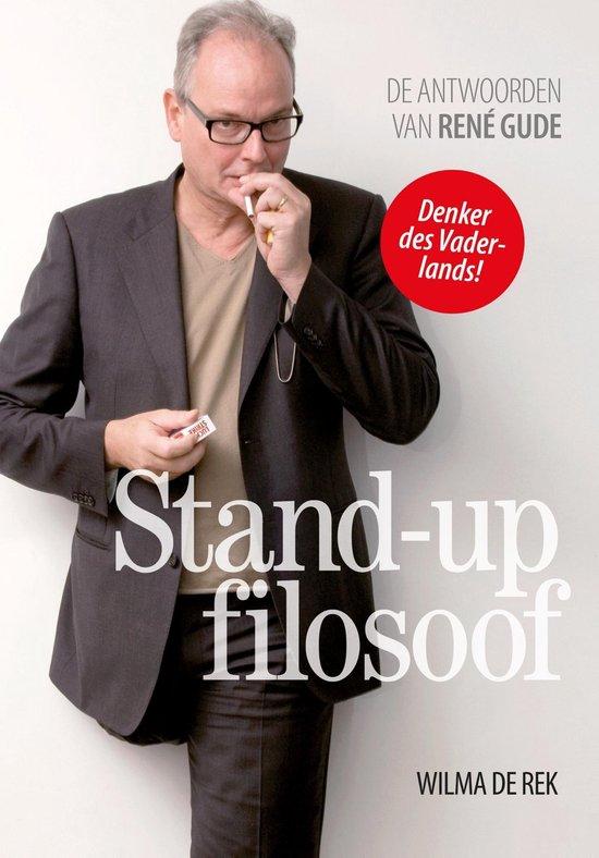 Stand-up filosoof - Wilma de Rek |