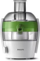 Philips Viva Collection HR1832/52 citruspers/sapmaker Sapcentrifuge Groen, Wit 400 W