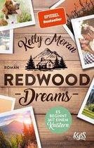 Redwood Dreams – Es beginnt mit einem Knistern