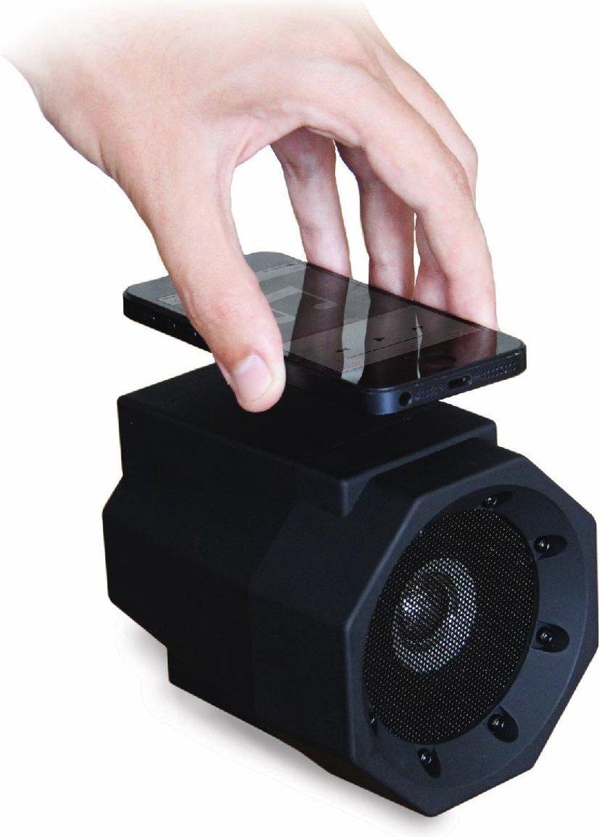 ThumbsUp! Boom Box - Touch Speaker - Zwart
