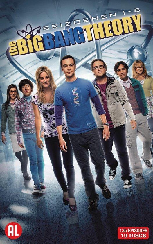 Cover van de film 'Big Bang Theory'