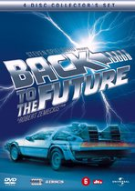 Back To The Future Trilogy - Collector's Edition