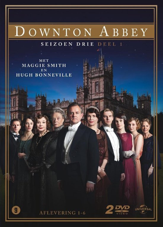 Downton Abbey S3 V1 (D) -