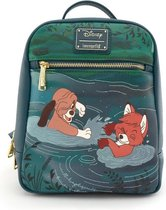 Disney Loungefly Rugtas Fox and the Hound 27cm