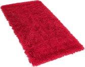 Beliani CIDE - Vloerkleed - Rood - Polyester