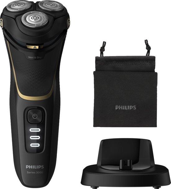 Philips Series 3000 S3333/54 - Scheerapparaat - Goud/Zwart