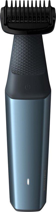 Philips BG3015/15 - Bodygroomer - Blauw