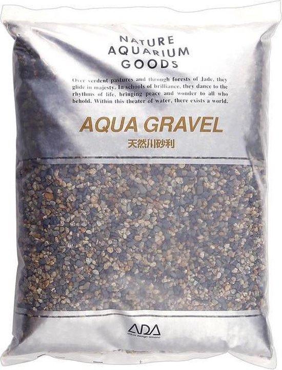 Ada Gravel S - Aquarium Bodem Bedekking - 8 Kilo