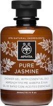 Apivita Pure Jasmine Shower Gel With Essential Oils 300ml