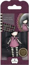 Gorjuss: Collectable Mini Rubber Stamp - Santoro - No. 13 Fairy Lights (GOR 907313)