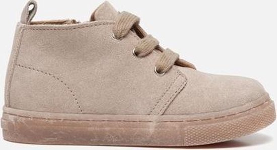 Muyters Veterboots taupe - Maat 22