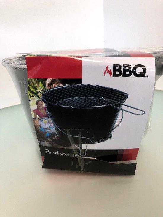 BBQ - emmer zwart