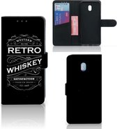 Xiaomi Redmi 8A Book Cover Whiskey