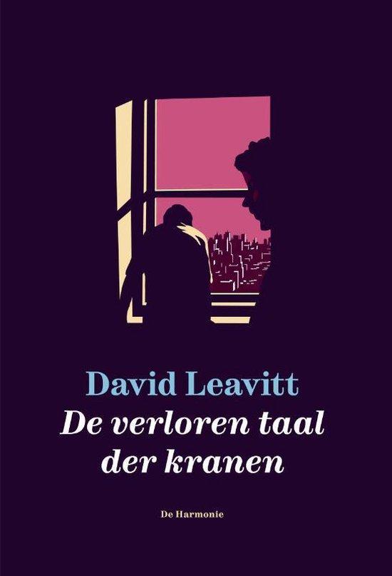 De verloren taal der kranen - David Leavitt | Fthsonline.com