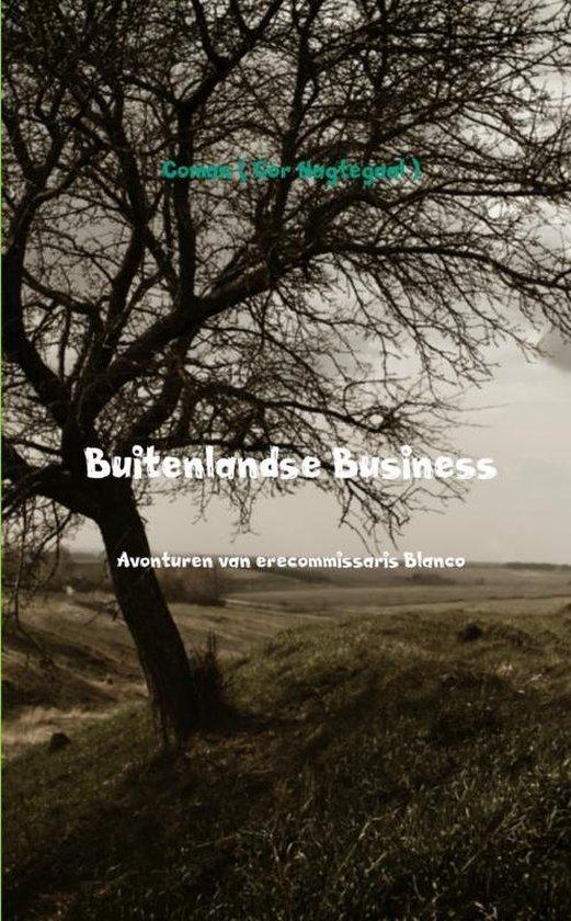 Buitenlandse Business - Cor Nagtegaal | Fthsonline.com