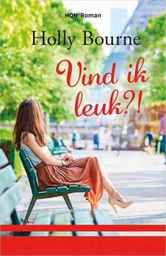 Boek cover Vind ik leuk?! van Holly Bourne (Onbekend)