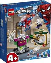 LEGO Spider-Man 4+ De Dreiging van Mysterio - 76149