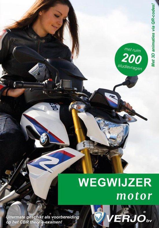 Motorfiets, Wegwijzer in het verkeer - Verjo redactie groep |