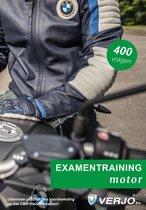 Examentraining voor de motorfiets Categorie A