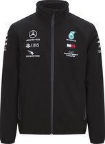 Mercedes Amg Petronas Team Softshell Jacket