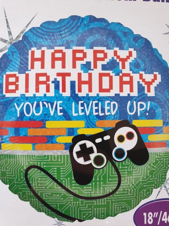 Ballon Happy Birthday game