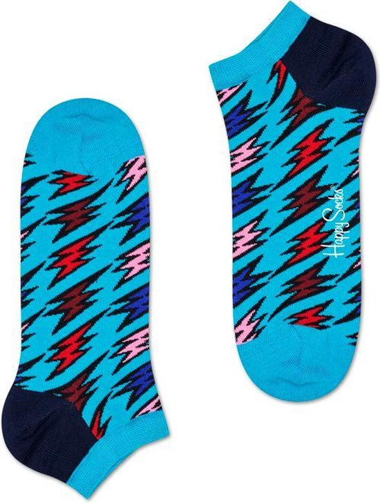 Happy Socks Enkelsokken Flash Lightning FLL05-6500-36-40