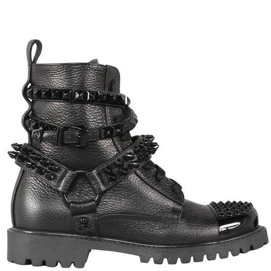 Philipp Plein Boots Low Flat Studs x1OL7j