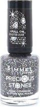 Rimmel London Precious Stones High Coverage Nagellak - 01 Diamond Dust