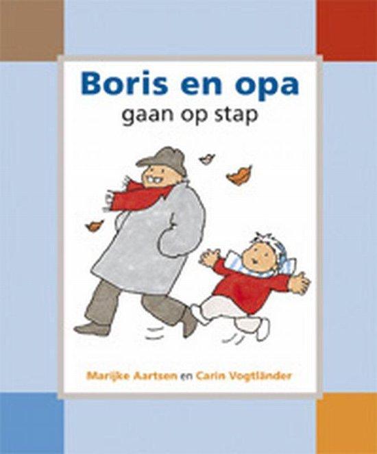 Boris En Opa Gaan Op Stap - Marijke Aartsen |