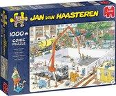 Jan Van Haasteren - Bijna Klaar? (1000 Stukjes)