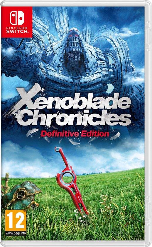 Afbeelding van Xenoblade Chronicles: Definitive Edition - Nintendo Switch