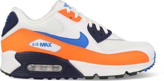 NIKE Air Max 90 Mesh Sneakers Junior om te zoenen