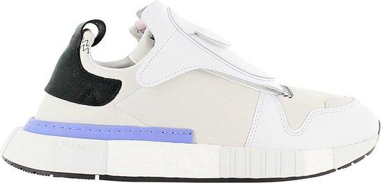 adidas Originals NMD Futurepacer - Heren Boost Sneakers Schoenen Sportschoenen Grijs-Wit AQ0907 - Maat EU 44 2/3 UK 10