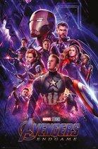 Poster  Avengers Endgame - 61x91,5cm-  Marvel
