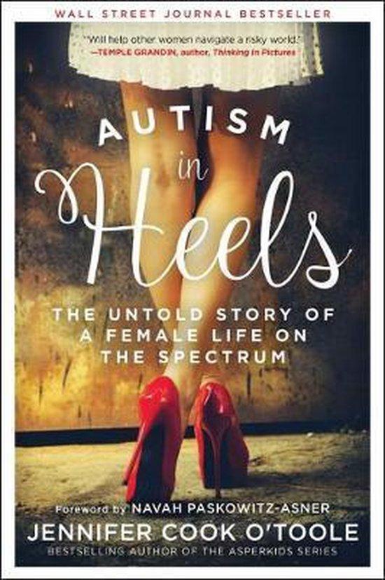 Boek cover Autism in Heels van Jennifer Cook OToole (Paperback)