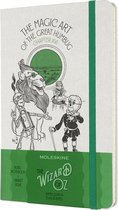 Moleskine Limited Edition Notitieboek Wizard Of Oz Large (13x21 cm) Gelinieerd Magic Art