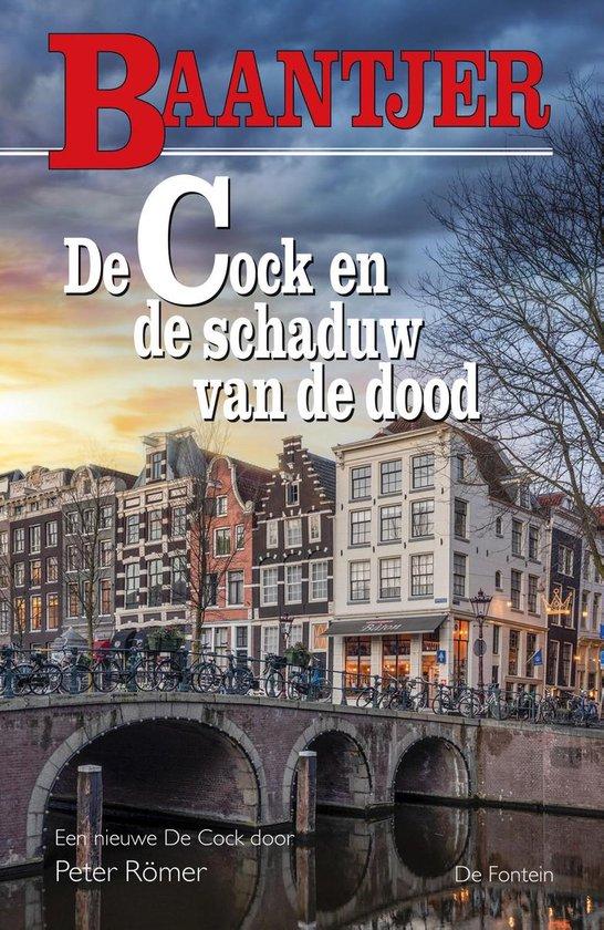 Boek cover Baantjer 87 - De Cock en de schaduw van de dood (deel 87) van Baantjer (Paperback)