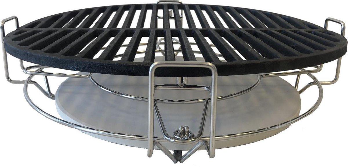 "Patton   Multi Cooking System   Uitbreidingsset voor Kamado 21"""