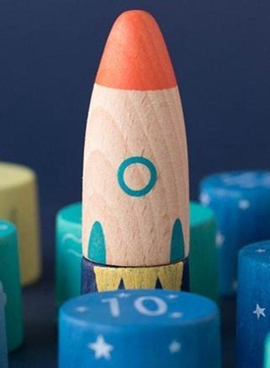Thumbnail van een extra afbeelding van het spel Stapelspel up to the stars 3+ jaar - Londji