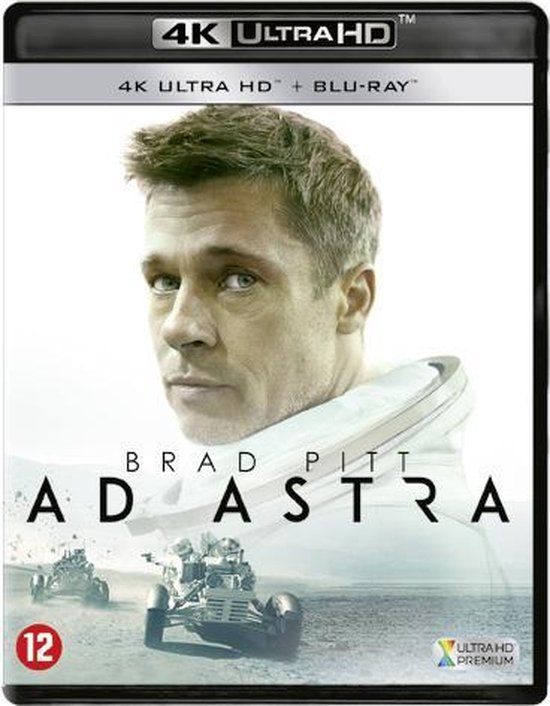 Ad Astra (4K Ultra HD Blu-ray)