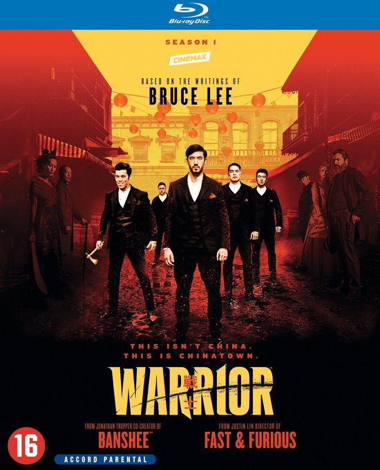 Warrior - Seizoen 1 (Blu-ray)