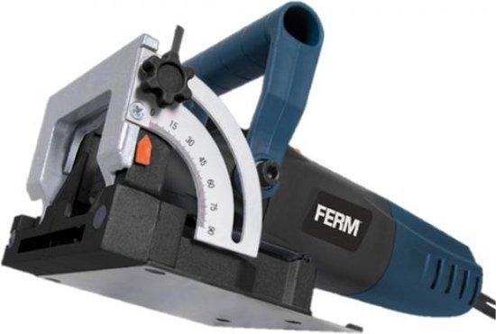 FERM Lamellenfrees – 900W – Diverse instelmogelijkheden – aluminium voetplaat – Incl. 50 lamellen