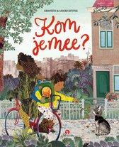 Boek cover Kom je mee? van Sjoerd Kuyper