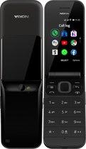 Nokia 2720 Flip - Dual sim - 4GB - Zwart
