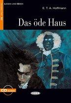 Lesen und Üben B2: Das öde Haus Buch + Audio-CD