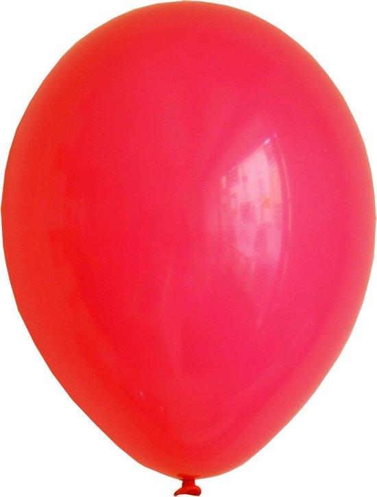 My Little Day - Ballonnen - Rood - 10 stuks - 30cm