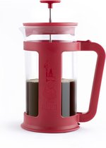 Bialetti Cafetiere SMART - 350ml - Rood